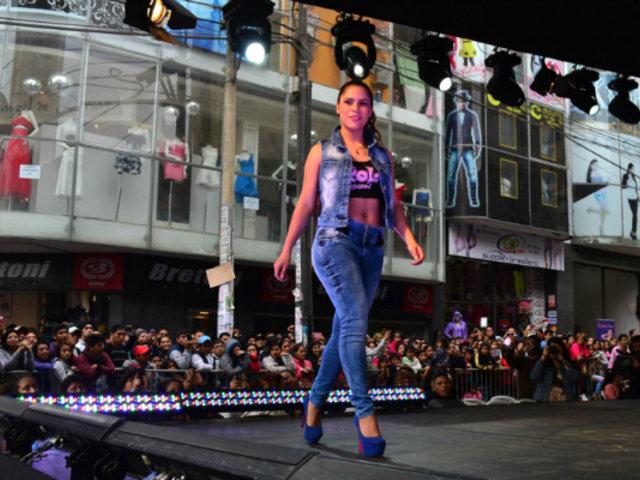 Gamarra Fashion Day: ganador de desfile presentará diseños en New York