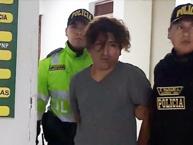 Delincuente trabajaba como taxista con auto que había robado horas antes