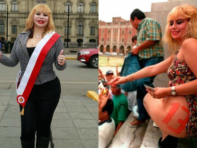 Susy Díaz postulará para ser congresista: ''Yo no iré a dormir al Congreso''
