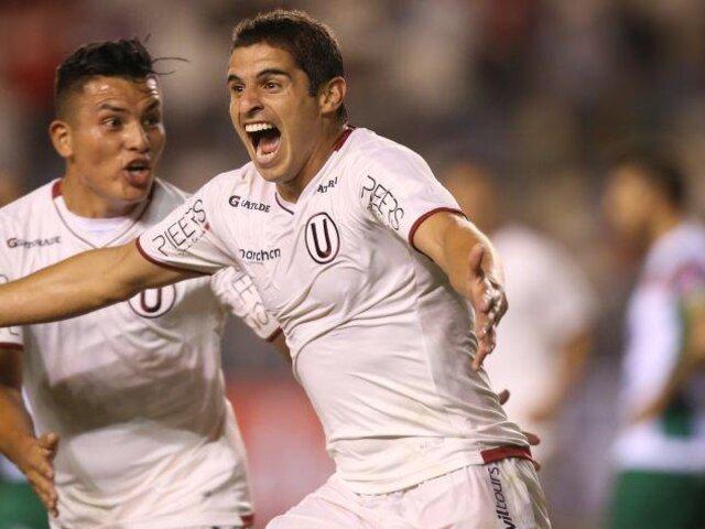 Carabobo vs. Universitario por la primera fase de la Copa Libertadores de América