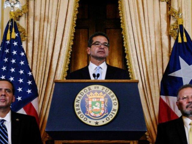 "Puerto Rico: Tribunal Supremo anula cargo de Pedro Pierluisi por ser ""inconstitucional"""