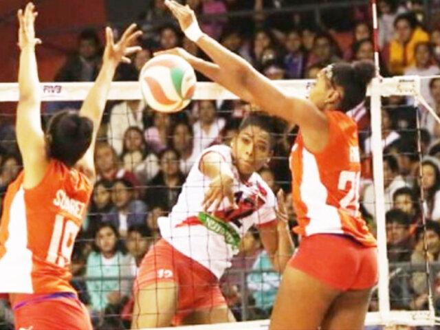 Lima 2019: Perú le ganó a Canadá en vóley femenino 3 sets a 1