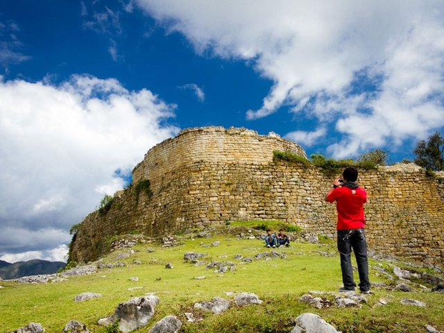 Fortaleza de Kuélap fue reabierta al público tras extinguirse incendio forestal