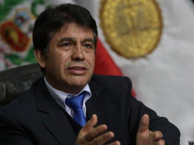 Los Cuellos Blancos del Puerto: dictan impedimento de salida contra fiscal Tomás Gálvez