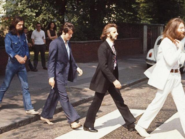 The Beatles: fans celebran el 50 aniversario de la foto de Abbey Road
