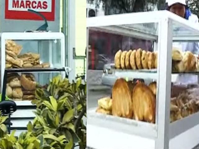 Surquillo: clausuran panadería que abastecía ambulantes por condiciones insalubres