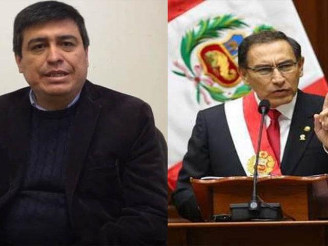 Ibo Urbiola: No hay que confundir legalidad con legitimidad