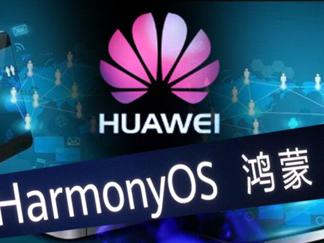 Huawei presenta su nuevo sistema operativo para reemplazar a Android