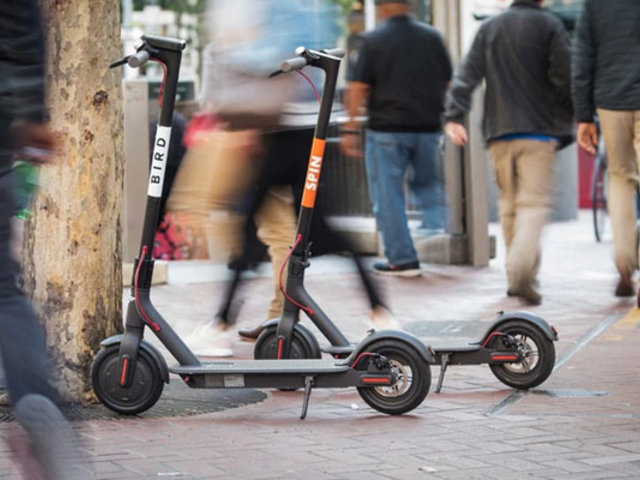 EEUU: prohíben uso de scooters eléctricos por incremento de accidentes