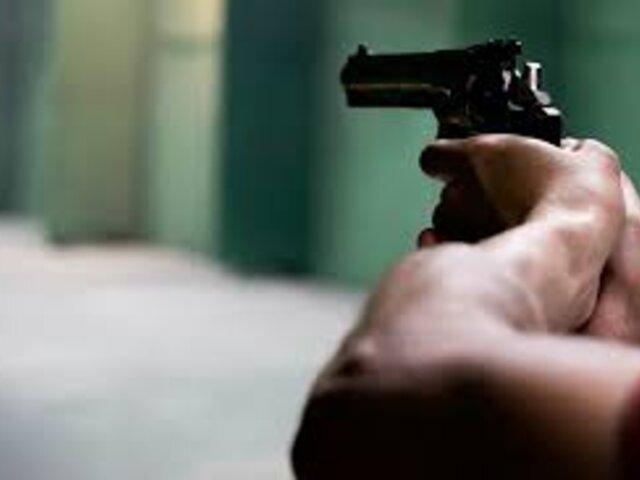 SMP: Policía captura a grupo de presuntos marcas tras balacera