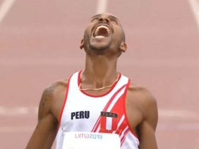 Lima 2019: Mario Bazán logró medalla de bronce en 3000 metros con obstáculos