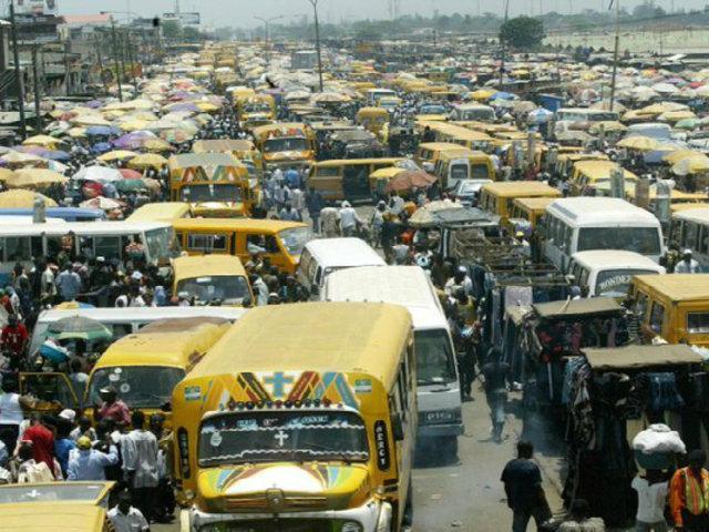 Nigeria: esta es Lagos, la ciudad con el peor tráfico del mundo