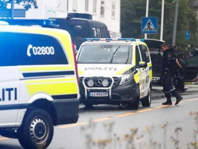 Feroz tiroteo se registró en una mezquita de Noruega