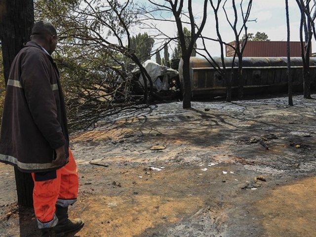 Tanzania: cifra de muertos por explosión de camión cisterna aumenta a 68
