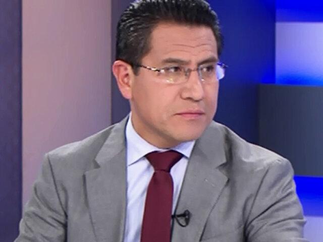 Amado Enco: No existe fundamento para devolución a Odebrecht por venta de Chaglla