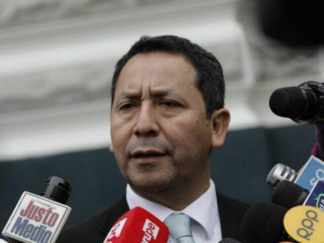 Bancada PPK elige hoy al posible titular de Comisión de Ética