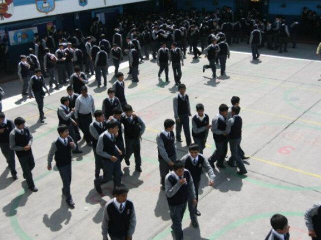 Tía María: manifestaciones impiden reinicio de clases escolares en Islay