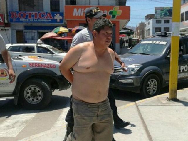 Áncash: hombre que violó a su sobrina fue sentenciado a 35 años de prisión