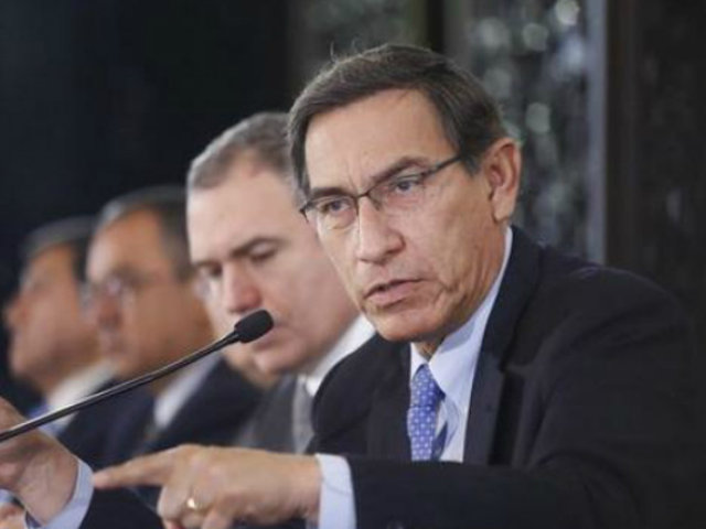 Presidente Vizcarra: adelanto de elecciones no cambiará de fecha, límite es setiembre