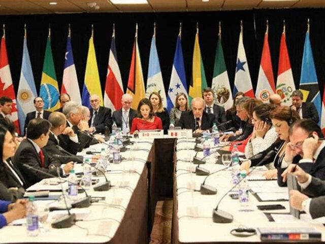 Venezuela: Grupo de Lima rechaza convocatoria de elecciones parlamentarias