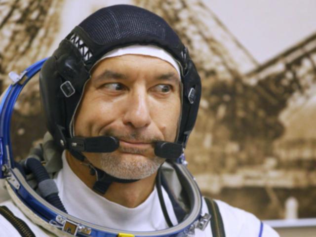 Astronauta italiano se convirtió en el primer DJ del espacio