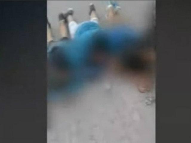 Comas: suspenden a vigilantes que actuaron de manera intimadante contra menores