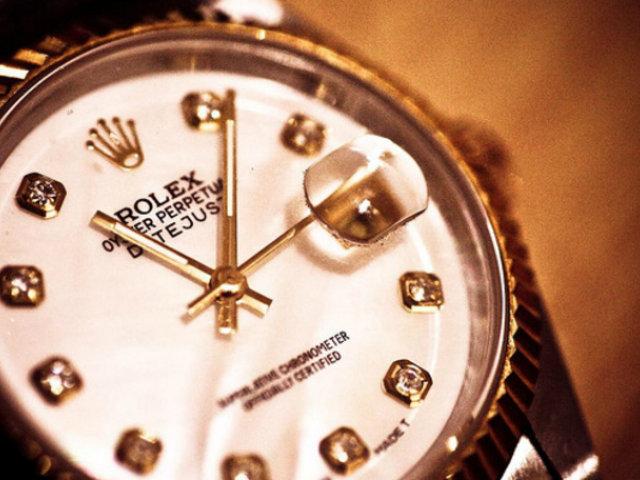 Chamos del Rolex: así opera banda que busca lucrar con relojes de lujo