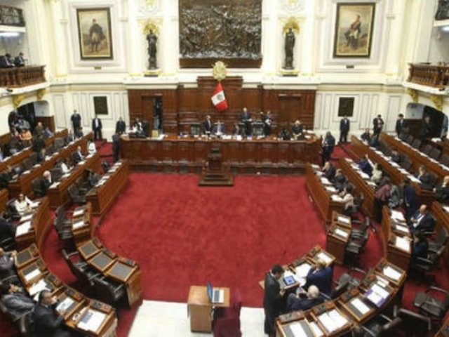 Congreso: Pleno ético suspende a Salaverry, Ponce, Mamani y Vieira