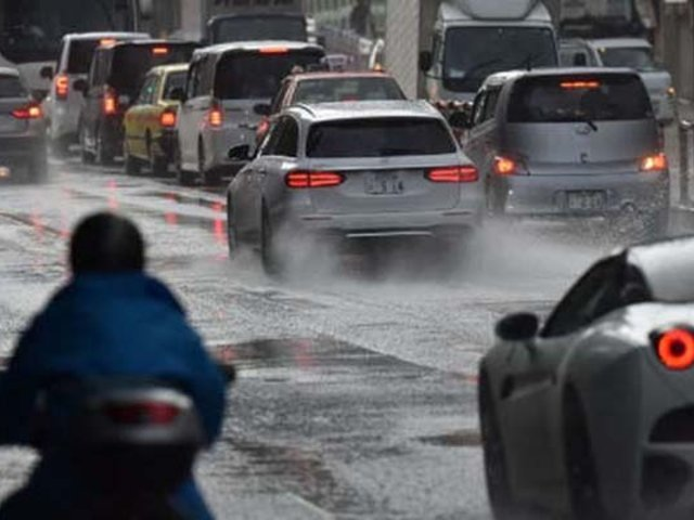 Japón: paso del ciclón tropical Krosa deja un muerto y varios heridos