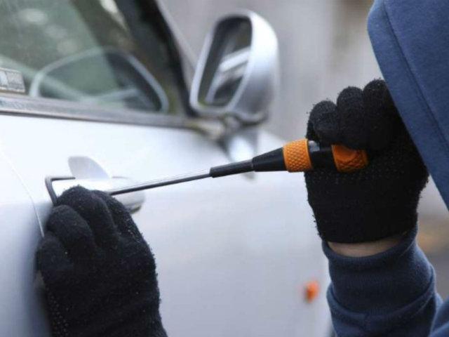 SJL: delincuentes emplearon nueva modalidad para robar auto
