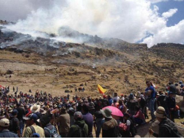 Defensoría del Pueblo: 190 conflictos sociales se registraron en el mes de junio