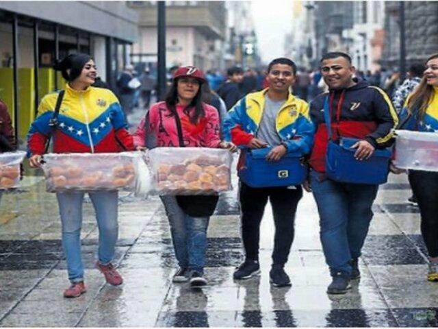 Importación de harina de maíz creció un 345% por migración venezolana