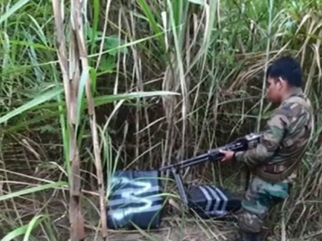 Tarapoto: narcotraficantes caen a balazos con más de 280 kilos de droga