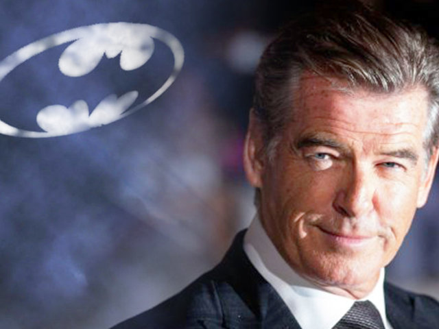 Batman: Pierce Brosnan sería el fiel mayordomo del Caballero de la Noche
