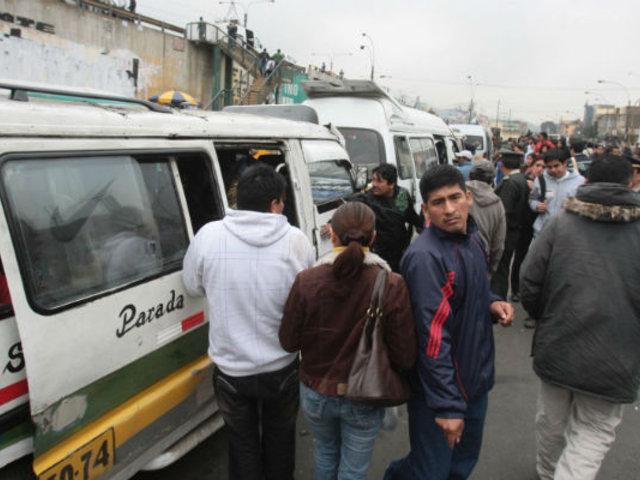Puente Nuevo: delincuencia, informalidad y peleas imperan en la zona