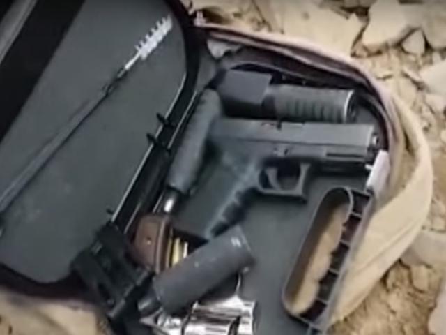 Un armamento enterrado en Ventanilla delató a criminales de ingeniero