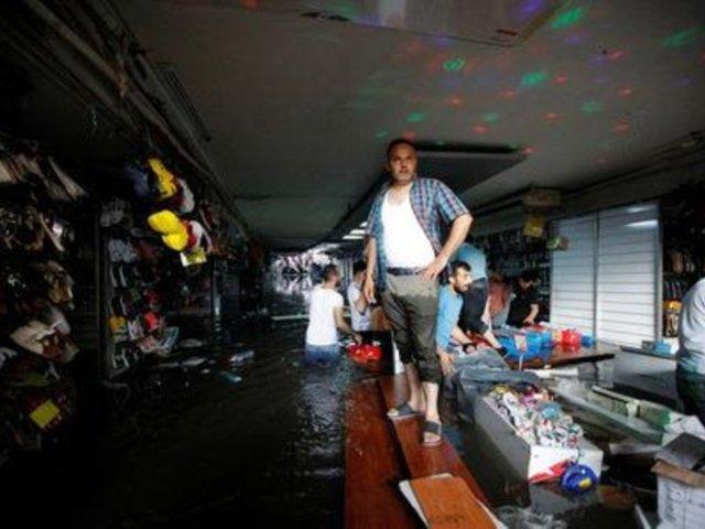VIDEO: muerte y destrucción dejan intensas lluvias en Turquía