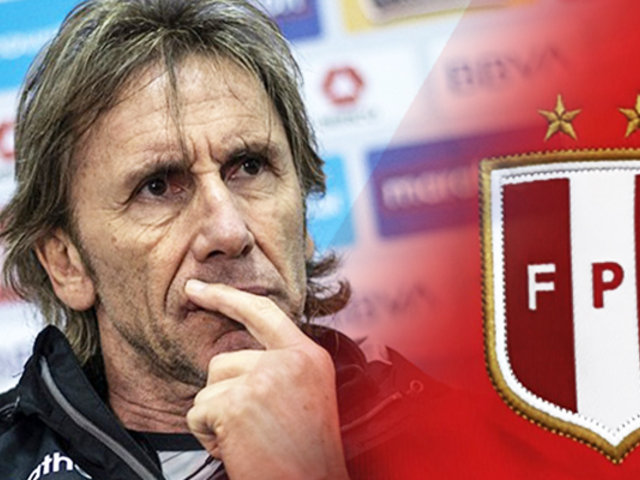 VIDEO: Todo sobre la conferencia de Ricardo Gareca