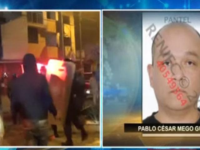 Santa Anita: enardecidos ciudadanos intentaron linchar a extranjeros que mataron a vecino