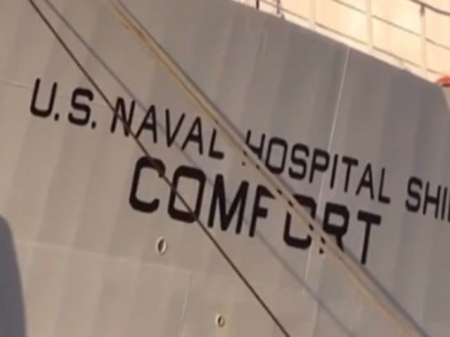 Colombia: buque hospital estadounidense llega a Santa Marta para atender a venezolanos