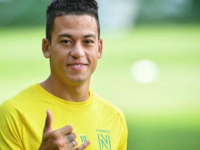 "Cristian Benavente en Nantes: ""Mi objetivo es triunfar aquí"""