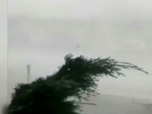 Alemania: tormenta eléctrica deja múltiples pérdidas materiales