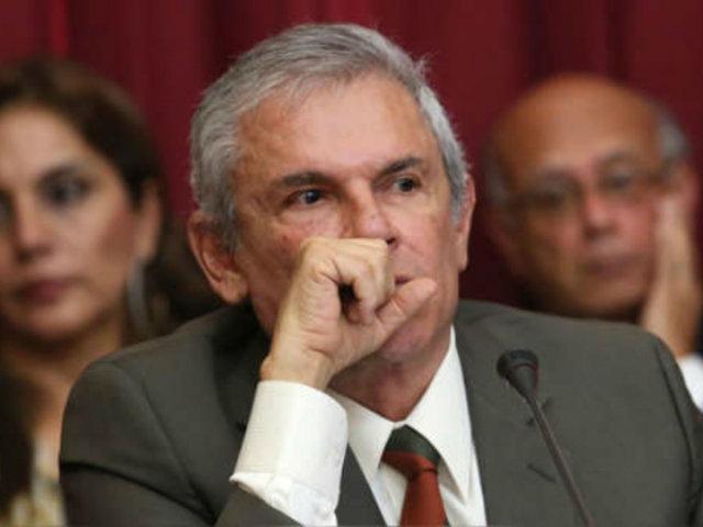 Poder Judicial revocó prisión preventiva de Luis Castañeda Lossio