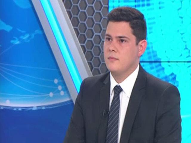 Andrés Romaña: hay ciudadanos que sí quieren que vaya Tía María pero tienen miedo
