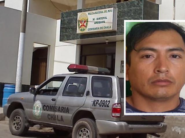 Capturan a minero que acuchilló y mató a la madre de sus dos hijos en Arequipa