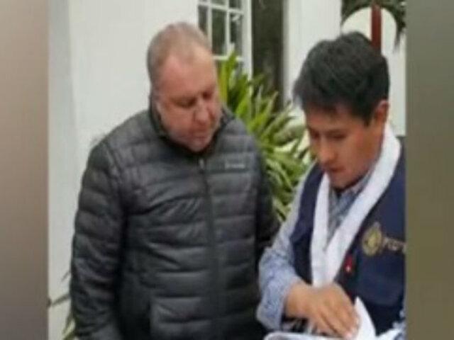 Sobrino de exfiscal José Peláez cae con banda de narcotraficantes