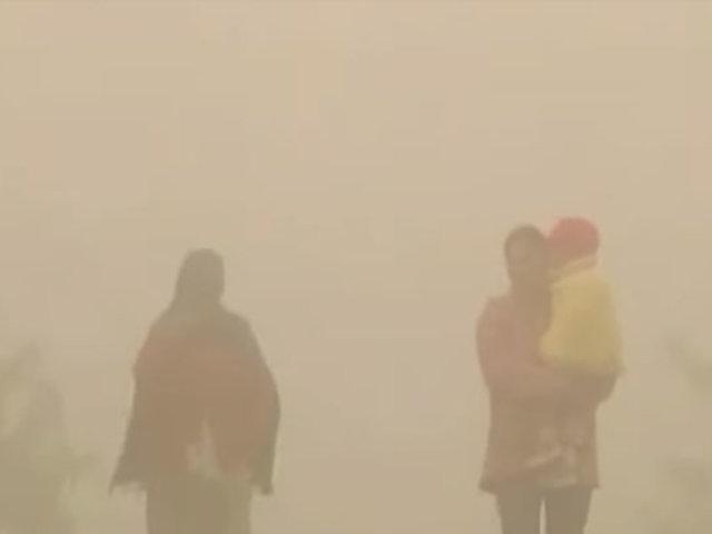 Ventanilla: uno de los distritos más afectados por el frío y la humedad