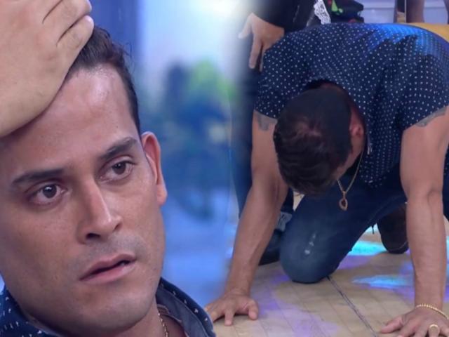 Christian Domínguez es extorsionado con conversaciones íntimas de ''alto calibre''