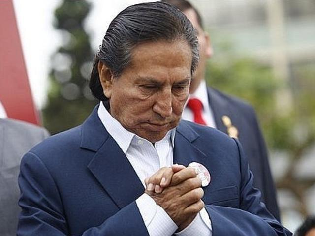 Víctor Hugo Quijada: Todo está en manos de justicia peruana en caso Toledo