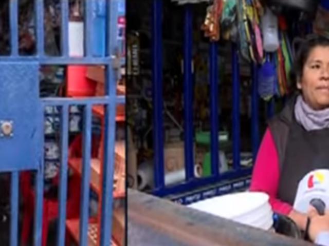 Puente Piedra: comerciantes toman medidas extremas ante asaltos constantes